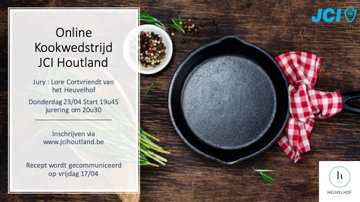 Online kookwedstrijd